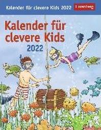 Kalender fuer clevere Kids Kalender 2022