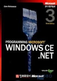 PROGRAMMING MICROSFT WINDOWS CE.NET