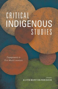 Critical Indigenous Studies
