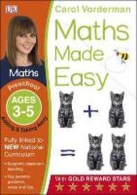 Maths Made Easy Adding and Taking Away Preschool Ages 3-5preschool Ages 3-5