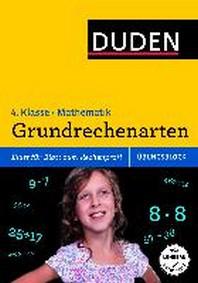 ?bungsblock: Mathematik - Grundrechenarten 4. Klasse