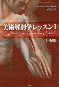 美術解剖學レッスン 1