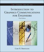 Introduction to Graphics Communications for Engineers [With Autodesk Inventor Professional Learning License]