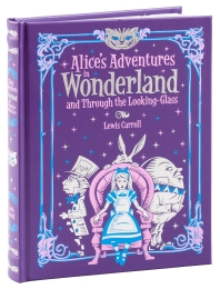 Alice's Adventures in Wonderland (Barnes & Noble Leatherbound Children's Classics)