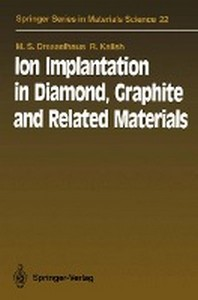 Ion Implantation in Diamond, Graphite and Related Materials