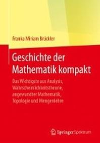 Geschichte Der Mathematik Kompakt