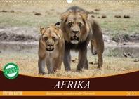 Afrika. Botswanas wundervolle Tierwelt (Wandkalender 2022 DIN A3 quer)