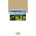 골프코스가이드북(캐슬렉스 제주 골프클럽)