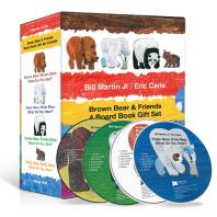 노부영 에릭칼 Bear 4종(원서4권, 노부영 CD 4장(부록)포함)