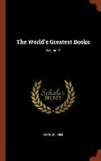 The World's Greatest Books; Volume 19