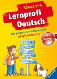 Lernprofi Deutsch (Klasse 1 - 4)