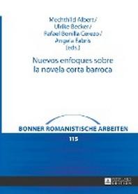 Nuevos enfoques sobre la novela corta barroca