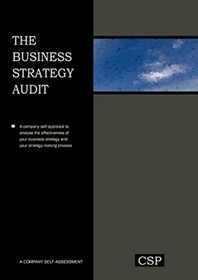 The Business Strategy Audit