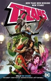 Titans Vol. 5