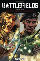 Garth Ennis' Complete Battlefields Volume 3