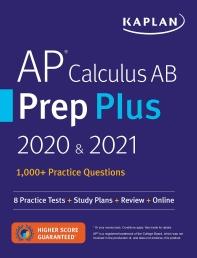 AP Calculus AB Prep Plus 2020 & 2021(Paperback)(Paperback)