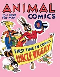 Animal Comics # 2