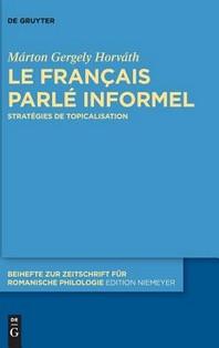 Le Francais Parle Informel