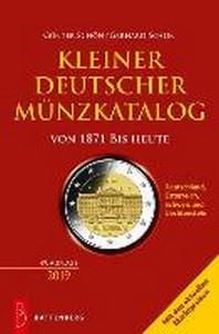 Kleiner deutscher Muenzkatalog von 1871 bis heute