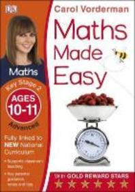 Maths Made Easy Ages 10-11 Key Stage 2 Advancedages 10-11, Key Stage 2 Advanced