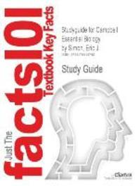 Studyguide for Campbell Essential Biology by Simon, Eric J., ISBN 9780321649546