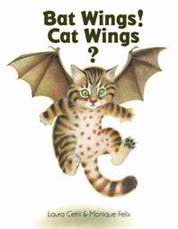 Bat Wings! Cat Wings?