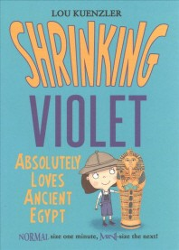 Shrinking Violet 4 Absolutely Loves Anci