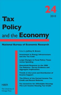 Tax Policy and the Economy, Volume 24