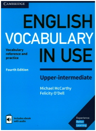English Vocabulary in Use: Upper-Intermediate with eBook