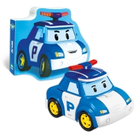 로보카폴리 장난감 그림책: 폴리(자동차완구 포함)
