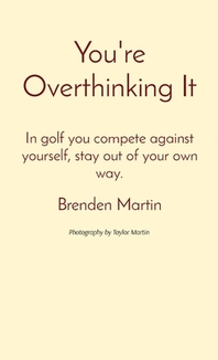 You're Overthinking It