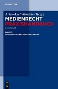 IT-Recht Und Medienstrafrecht