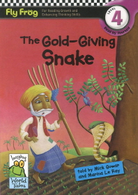 The Gold-Giving Snake(CD1장포함)(Fly Frog Level 4)(전2권)