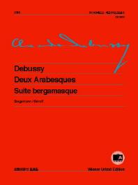 드뷔시 2곡의 아라베스크 베르가마스크 모음곡(ES 3034)