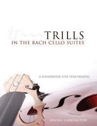 Trills in the Bach Cello Suites