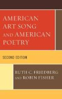 American Art Song and American Poetry, Second Edition