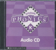 Scholastic Phonics Level K