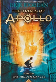The Trials of Apollo, Book One