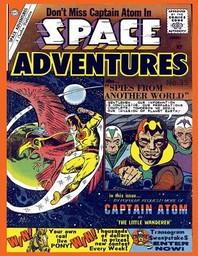Space Adventures # 35