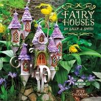 Fairy Houses 2022 Wall Calendar