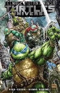 Teenage Mutant Ninja Turtles Universe, Volume 1