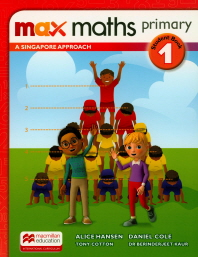 Max Maths Primary. 1(Student Book)