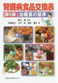 腎臟病食品交換表 治療食の基準