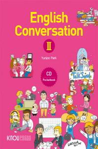English Conversation 2(워크북, 포켓북, 어학CD 포함)