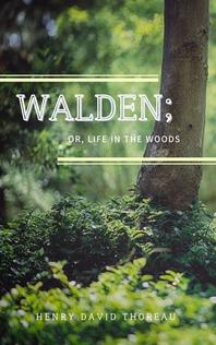 [원서] 월든 - 숲속의 생활