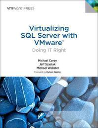 Virtualizing SQL Server with Vmware