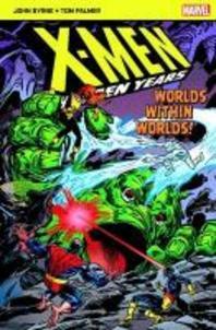 X-Men Hidden Years Worlds Within Worlds