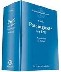 Patentgesetz mit Europaeischem Patentuebereinkommen