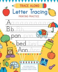 Trace Along Letter Tracing Printing Practice