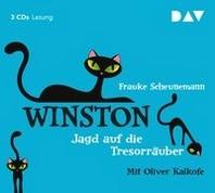 Winston - Teil 3: Jagd auf die Tresorraeuber